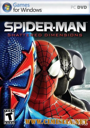 Spider-Man: Shattered Dimensions [Activision] [Repack ...