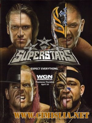 Рестлинг / WWE Superstars 09.12.2010 [2010 / HDTVRip]