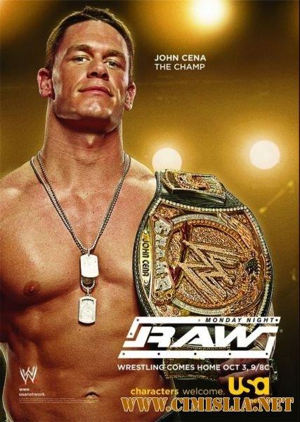 Рестлинг / WWE Monday Night RAW 16.05.2011 [2011 / HDTVRip]