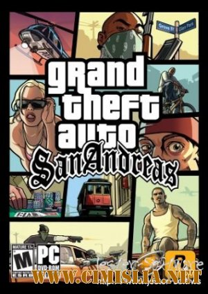 GTA San Andreas Original [2005 / MULTI / RUS]