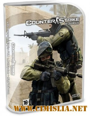 Counter-Strike: Source v.61 OrangeBox Engine FULL + Autoupdate + MapPack [2011 / RUS / ENG]