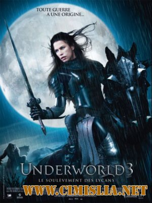 ������ ��� 3: ��������� ������� / Underworld: Rise of the Lycans [2009 / BDRip | ��������]