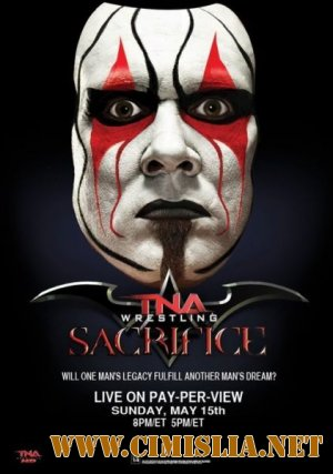 Рестлинг / TNA Sacrifice 2011 [2011 / HDTVRip]