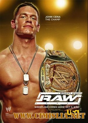 Рестлинг / WWE Monday Night Raw + Tough Enough Season Finale 06.06.2011 [2011 / HDTVRip]