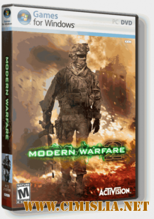 Call of Duty: Modern Warfare 2 [IW4X/LAN] [RePack] [2009 / RUS]