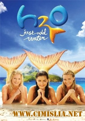 H2O - Просто добавь воды / H2O - Just add water [Season 3] [2010 / HDTV]