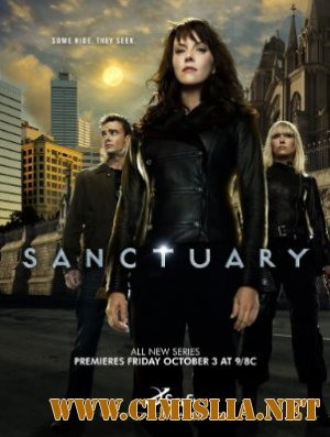 Убежище / Sanctuary [02x01-13 series] [2009 / DVDRip]