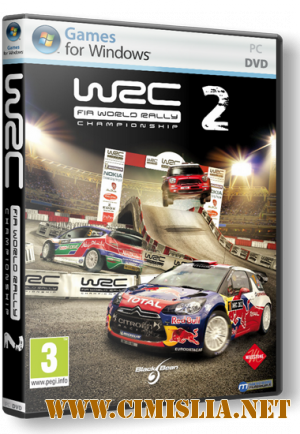 WRC 2 FIA World Rally Championship [Repack] [2011 / RUS / ENG]