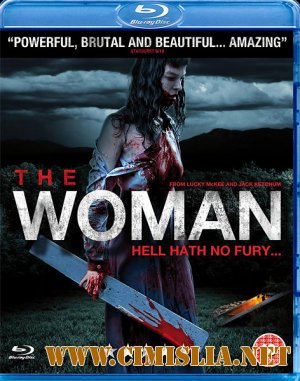 Женщина / The Woman [2011 / HDRip]