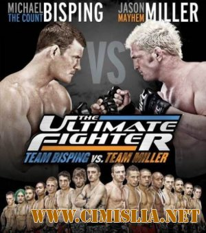 UFC: The Ultimate Fighter 14 Finale - Team Bisping vs. Team Miller [PPV] [2011 / HDTV]