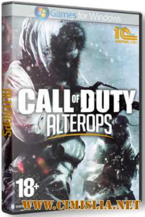 Call of Duty: Black Ops [Multiplayer Only|alterIWnet] [RePack] [2010 / RUS]