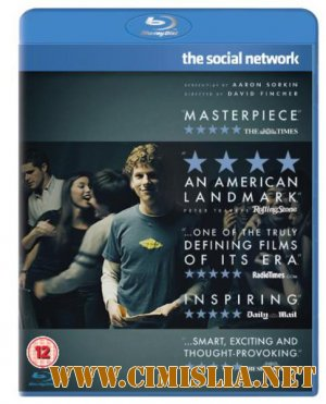 Социальная сеть / The Social Network [2010 / BDRip]