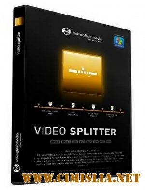SolveigMM Video Splitter 3.0.1201.27 [2012 / MULTI / RUS]