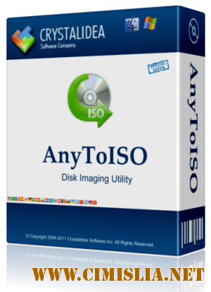 AnyToISO Professional 3.3 Build 437 [2012 / RUS]