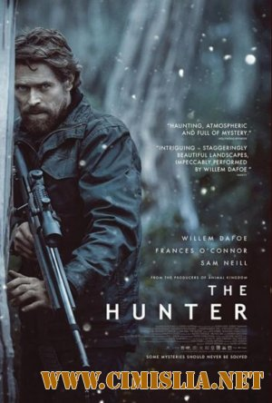Охотник / The Hunter [2011 / HDRip | Лицензия]