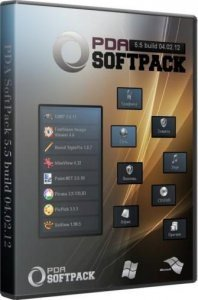 Сборник - PDA Soft Pack 5.5 build 04.02.12 [2012 / RUS]