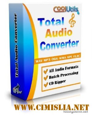 Total Audio Converter 5.1.0 [2011 / RUS]