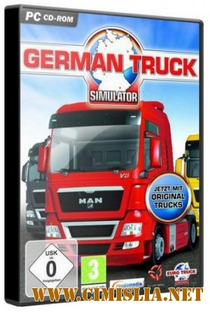 German Truck Simulator v.1.32 [2010 / Русский]
