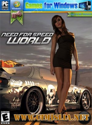 Need For Speed: World [RePack] [2010 / RUS]