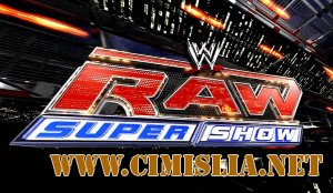 WWE Monday Night RAW Supershow [27.02.2012 / HDTVRip]