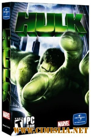 Халк / The Hulk  [RePack] [2003 / RUS / ENG]