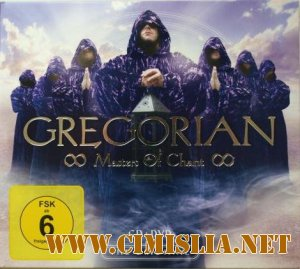 Gregorian - The Dark Side Of The Chant Tour [2011 / DVDRip]