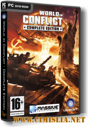 World in Conflict: Complete Edition [RePack] [2009 / ENG / RUS]