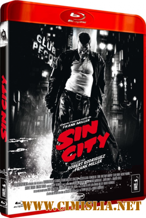Город грехов / Sin City [2005 / BDRip]