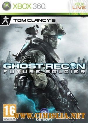 Tom Clancy's Ghost Recon: Future Soldier [XGD3] [PAL, NTSC-U] [+KINECT] [2012 / ENG]