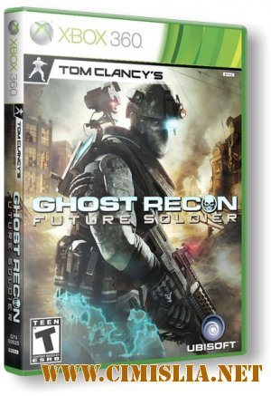 Tom Clancy's Ghost Recon: Future Soldier [L] [2012 / RUS]