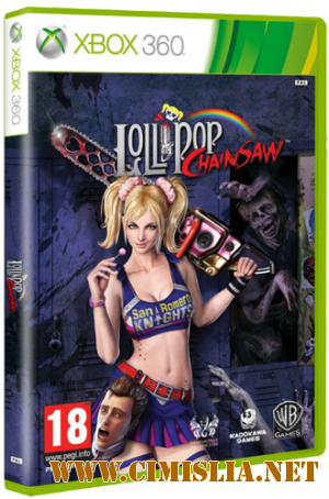 Lollipop Chainsaw [L] [2012 / RUS]