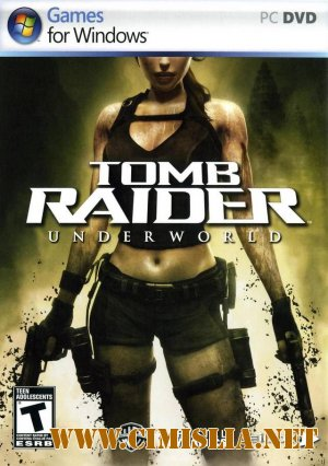 Tomb Raider: Underworld [L] [2008 / RUS]