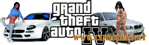 GTA 4 / Grand Theft Auto IV - Mod Pack [1.0.4.0] [2008 / ENG / RUS]