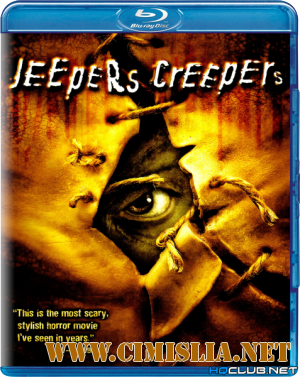 Джиперс Криперс / Jeepers Creepers [2001 / BDRip]