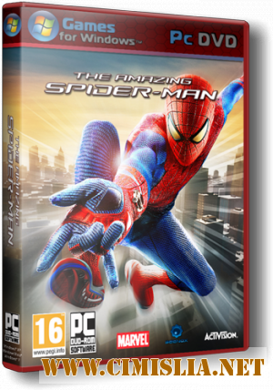The Amazing Spider-Man [Repack] [2012 / ENG / MULTI5 / RUS]
