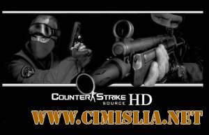 Counter-Strike Source HD [v73] [2012 / ENG / RUS]