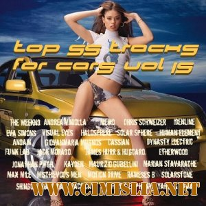 Top 55 Tracks for Cars Vol.15 [2012 / MP3 / 320 kb]