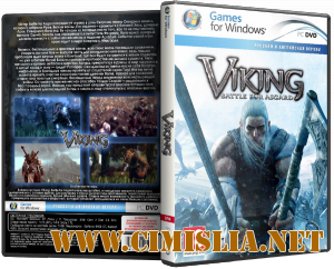 Viking: Battle of Asgard [L] [2012 / ENG / RUS]