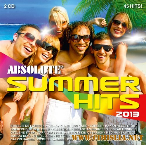 Absolute Summer Hits [2013 / MP3 / 320 kb]