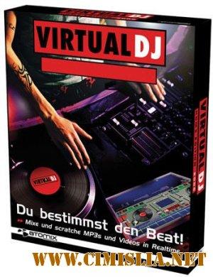 Atomix Virtual DJ Pro Infinity 8.1.2828.1112 + Plug-Ins+ Portable [2016 / MULTI / RUS]