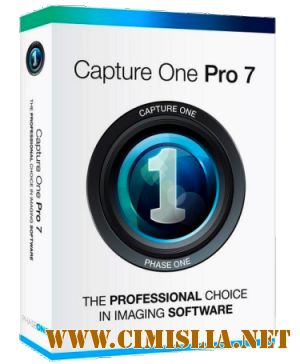 Phase One Capture One PRO 7.1.3 build 68650 [x64] [2013 / MULTI / RUS]