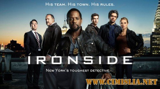 Айронсайд / Ironside [Season 01, episode 01] [2013 / WEB-DLRip]