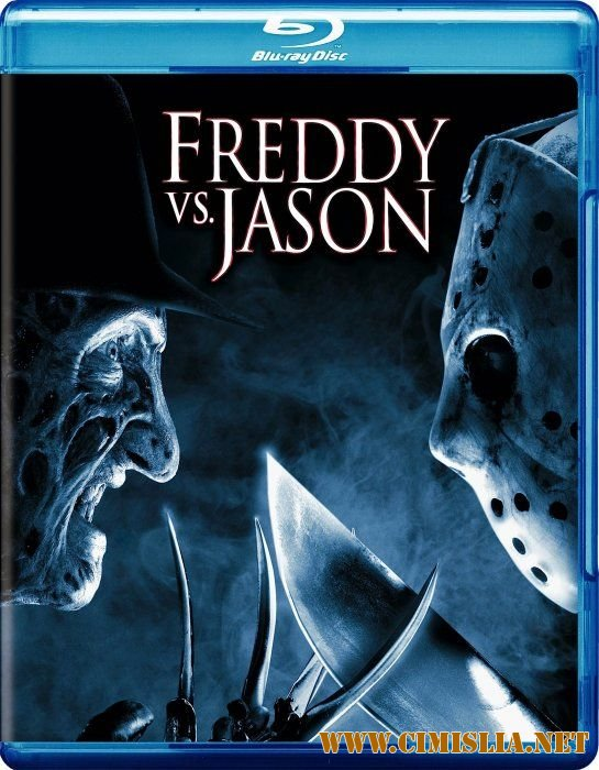 Фредди против Джейсона / Freddy vs. Jason [2003 / HDRip]