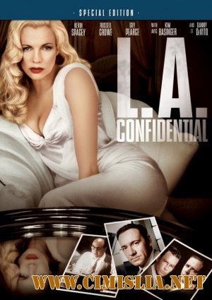 Секреты Лос-Анджелеса / L.A. Confidential [1997 / HDRip]