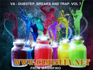 Dubstep, Breaks and Trap. Vol 7 [2013 / MP3 / 320 kb]