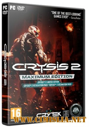 Crysis 2: Maximum Edition [v1.9] [RePack] [2011 / RUS]