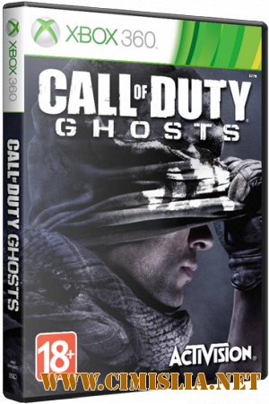 Call of Duty: Ghosts [L] [2013 / RUS]