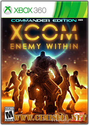 XCOM: Enemy Within [L] [2013 / RUS]