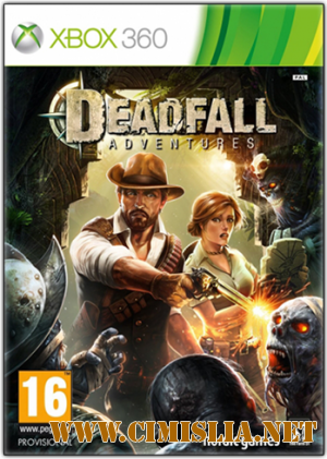 Deadfall Adventures [L] [2013 / RUS / ENG]