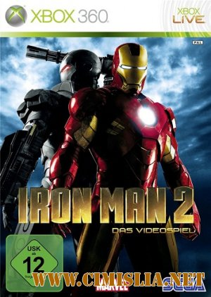 Iron Man 2: The Video Game [P] [2010 / RUS]